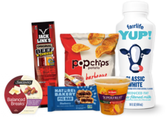 Healthy food vending options from Breaktime Beverage