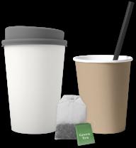 Hot beverage vending selection from Breaktime Beverage